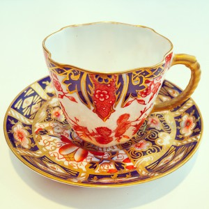 Royal crown derby 西洋美術①